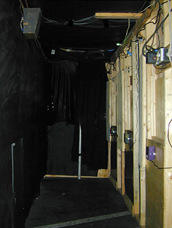 Backstage View of Drop Panels